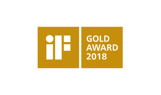 IF Gold Award 2018